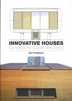 Innovative houses : concepts for sustainable living cover image