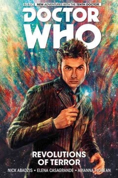 Doctor Who, the tenth Doctor. 1, Revolutions of terror cover image