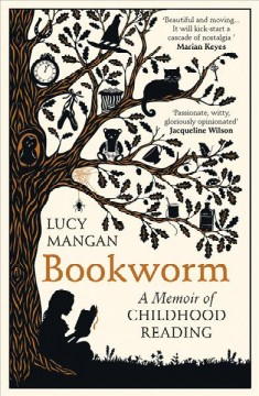 Bookworm : a memoir of childhood reading cover image