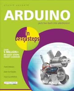Arduino in easy steps cover image