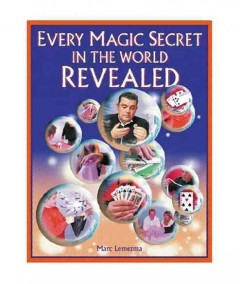 Every magic secret in the world revealed cover image