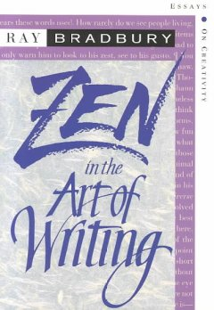 Zen in the art of writing cover image