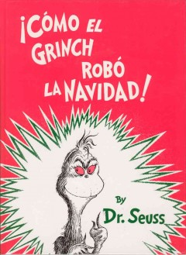 Cómo El Grinch robó La Navidad cover image