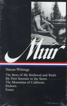 Nature writings cover image