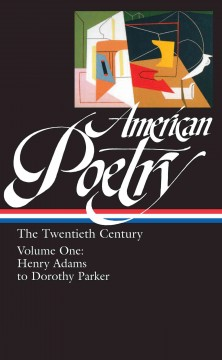 American poetry. The twentieth century cover image