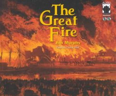 The great fire cover image