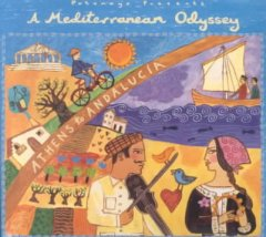 A Mediterranean odyssey Athens to Andalucia cover image