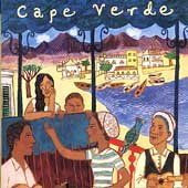 Putumayo presents Cape Verde cover image