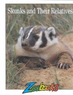 Skunks and their relatives cover image