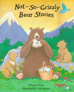 Not-so-grizzly bear stories cover image