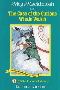 Meg Mackintosh and the case of the curious whale watch cover image