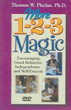 More 1-2-3 magic encouraging good behavior, independence and self-esteem. cover image