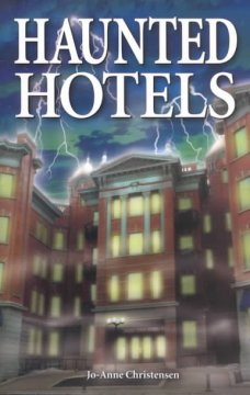 Haunted hotels cover image