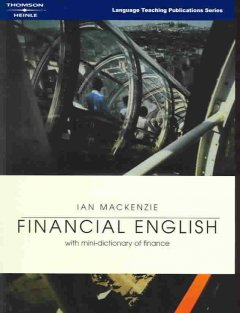 Financial English : with mini-dictionary of finance cover image
