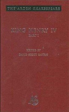 King Henry IV part 1 cover image