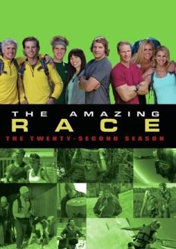 The amazing race. Season 22 cover image