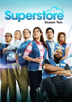 Superstore. Season 2 cover image