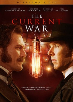 The current war cover image