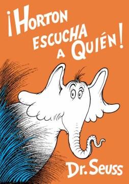 Horton escucha a Quién! cover image