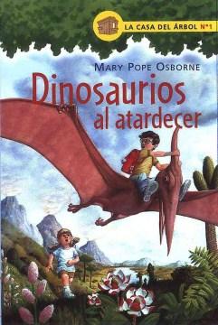 Dinosaurios al atardecer cover image