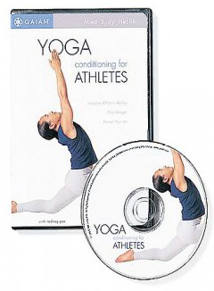 Yoga conditioning for athletes cover image