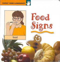 Food signs cover image