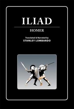 Iliad cover image