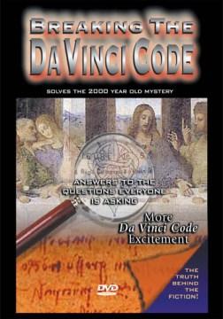 Breaking the Da Vinci code cover image