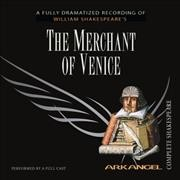 William Shakespeare's Merchant of Venice cover image