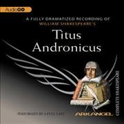 William Shakespeare's Titus Andronicus cover image