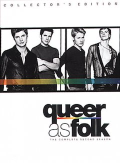 Queer as folk. Season 2 cover image