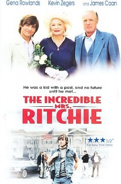 The incredible Mrs. Ritchie cover image