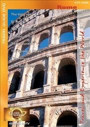 Rome city guide cover image