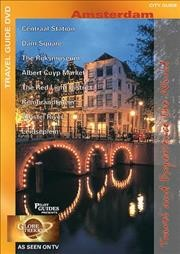 Amsterdam city guide cover image