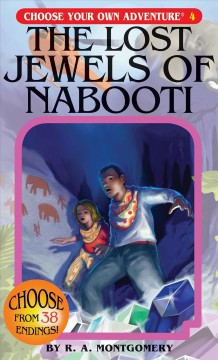 The lost jewels of Nabooti cover image