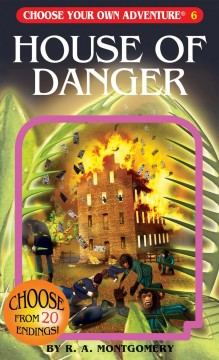 House of danger cover image