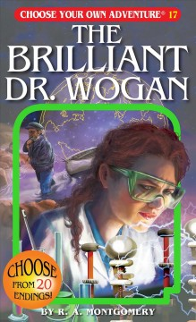 The brilliant Dr. Wogan cover image