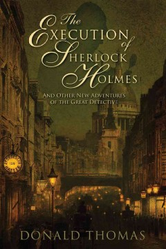 The execution of Sherlock Holmes cover image
