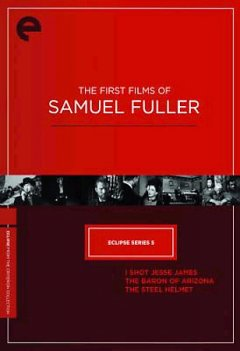 The first films of Samuel Fuller cover image