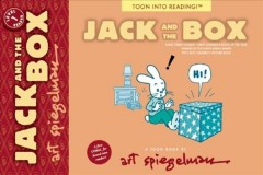 Jack and the box : a toon book cover image