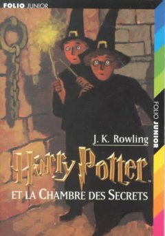 Harry Potter et la chambre des secrets cover image