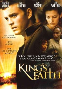 King's faith cover image