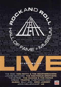 Rock and Roll Hall of Fame + Museum Live. 3, Start me up cover image