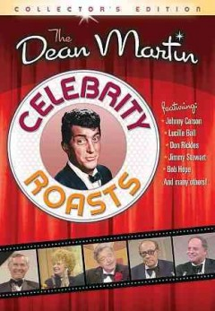The Dean Martin celebrity roasts cover image