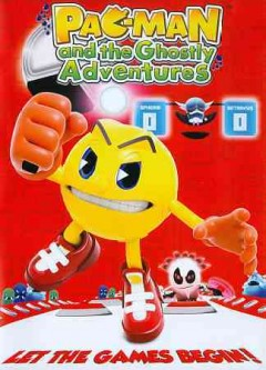 Pac-Man and the ghostly adventures. Let the games begin! cover image