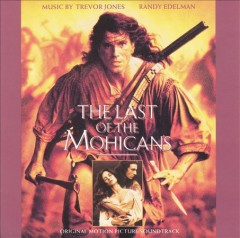 The last of the Mohicans original motion picture soundtrack cover image