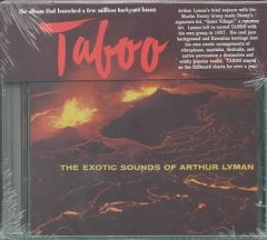 Taboo the exotic sounds of Arthur Lyman cover image