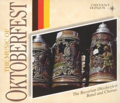 The music of Oktoberfest cover image