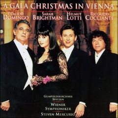 A gala Christmas in Vienna cover image