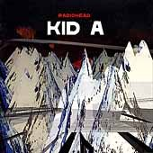 Kid A cover image